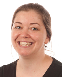 Emma Burrell - Embryologist/ Lab manager