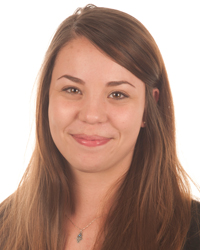 Portrait - Michaela Wyner - Associate Laboratory Practitioner
