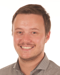 Portrait - Rory Turley - Trainee Embryologist